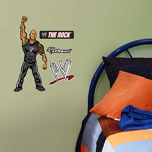 The Rock - Kids Teammate
