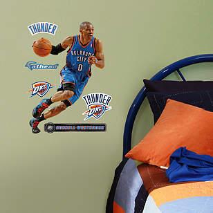 Russell Westbrook Teammate