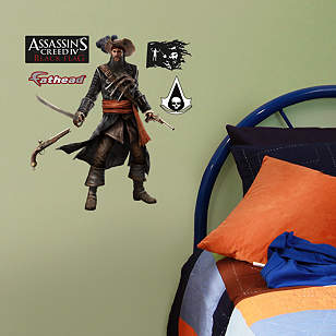 Blackbeard Teammate - Assassin's Creed IV