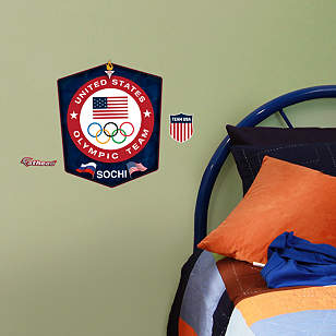 US Olympic Team Teammate Logo - Sochi