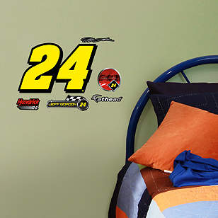 Jeff Gordon #24 Logo Teammate