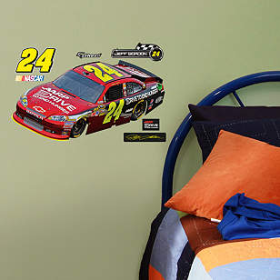 Jeff Gordon #24 Car Teammate