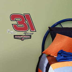 Ryan Newman #31 Teammate Logo