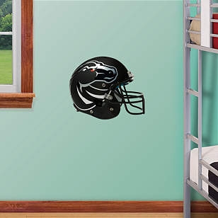 Boise State Broncos Black Helmet Teammate