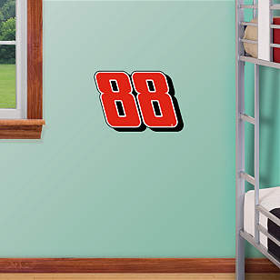Dale Earnhardt Jr. #88 Logo Teammate