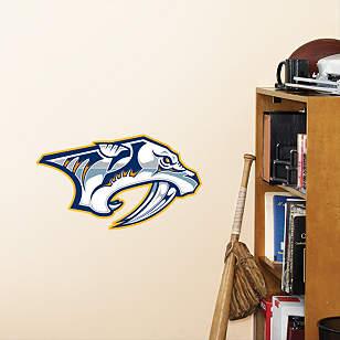 Fathead Teammate - Nashville Predators Logo 6-pack