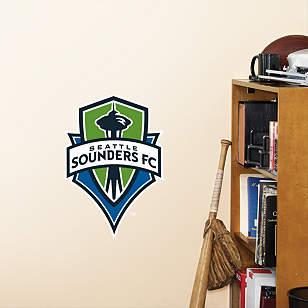 Seattle Sounders Logo - Fathead Teammate