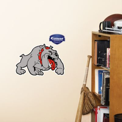 small dunbar bulldogs teammate decal shop fathead174 for