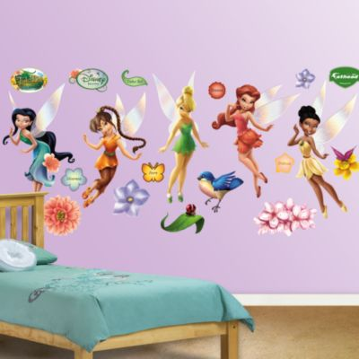 Disney Fairies Fathead Wall Decal