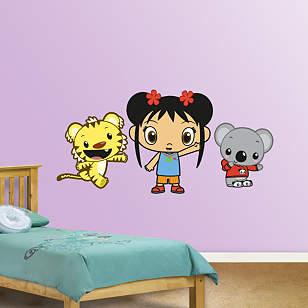 Kai-Lan, Rintoo & Tolee