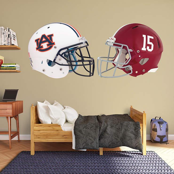 Auburn Alabama Rivalry Pack Wall Decal Shop Fathead