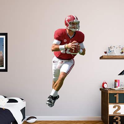 Shop alabama crimson tide wall decals graphics fathead for Alabama football wall mural