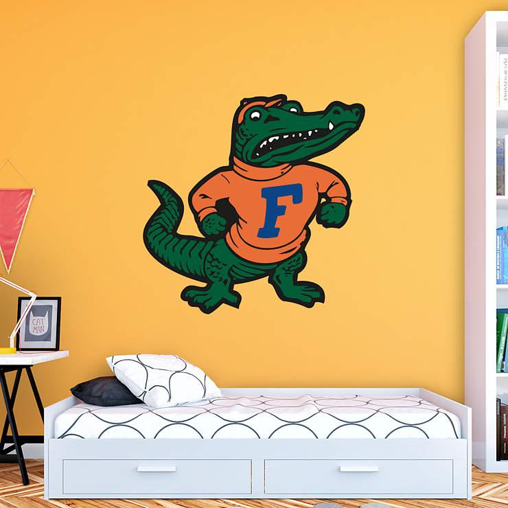 Florida Gators Mascot Albert Wall Decal Shop Fathead For Florida Gators Decor