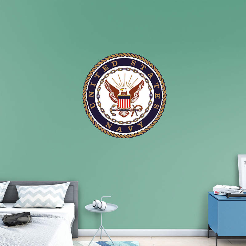 Fathead Navy Wall Decals