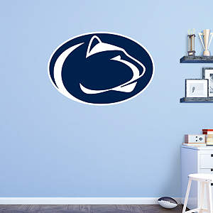 Penn state mascot nittany lion wall decal shop fathead for Beaver stadium wall mural