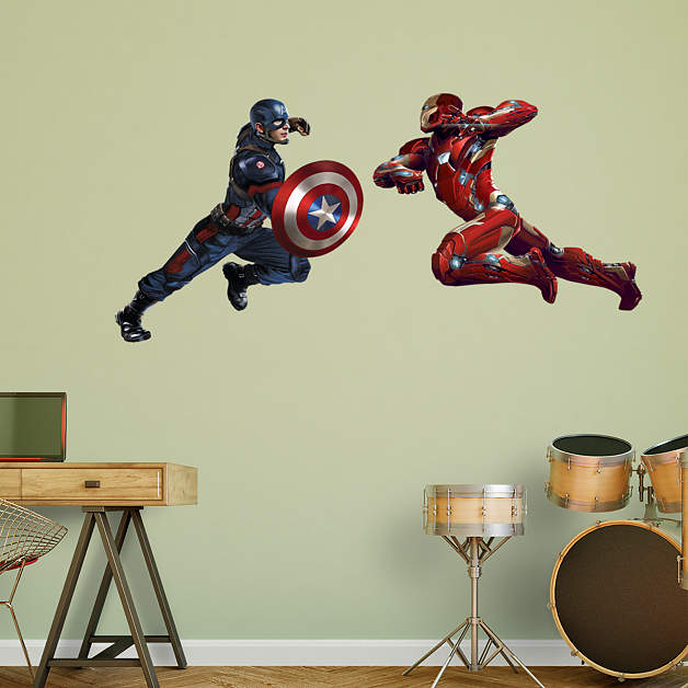 The Avengers: Age of Ultron wall decals from Fathead