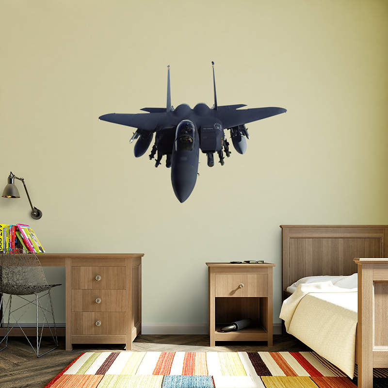 United states air force symbol wall decal shop fathead for Decor 6 air force