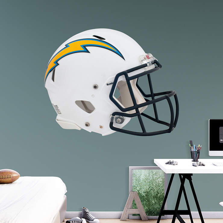 San Diego Chargers Gear Cheap: San Diego Chargers Helmet