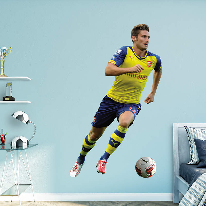 Shop arsenal wall decals graphics fathead for Arsenal mural emirates
