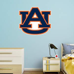 Auburn Tigers Helmet Wall Decal Shop Fathead for Auburn