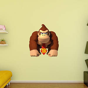 Super Mario Characters Collection Wall Decal Shop