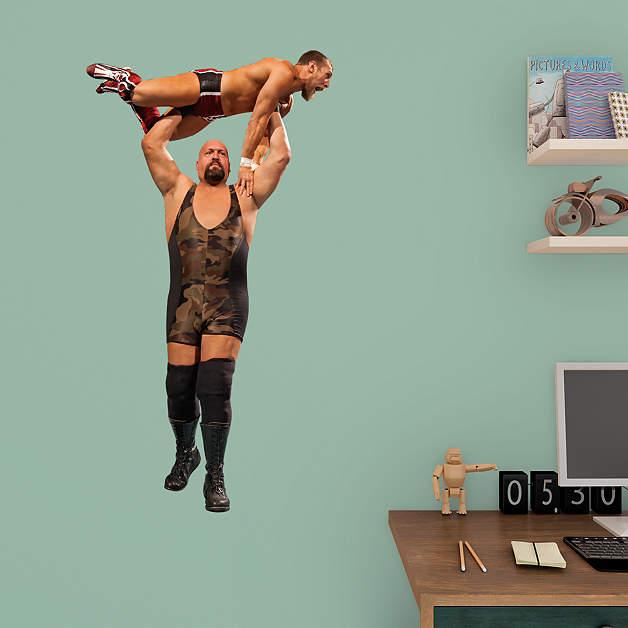 Fathead Jr WWE wall decals