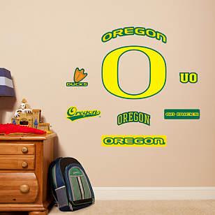 Oregon Ducks - Team Logo Assortment