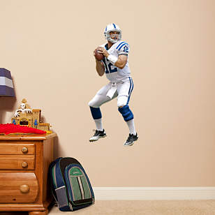 Andrew Luck  - Fathead Jr