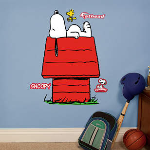 Snoopy - Fathead Jr