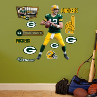 Russell Wilson - Fathead Jr Fathead Wall Decal