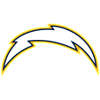 San Diego Chargers decor