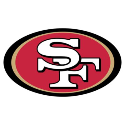 Shop San Francisco 49ers Wall Decals Amp Graphics Fathead Nfl