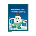 Preventing Falls, Enhancing Safety Sign (Small)