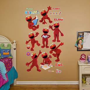 Elmo Collection