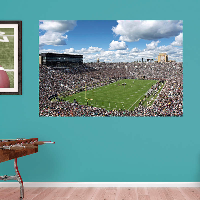 Shop wall decals graphics fathead college sports for Beaver stadium wall mural
