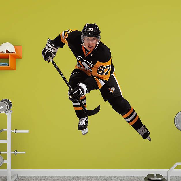 Sidney Crosby Fathead Wall Decal