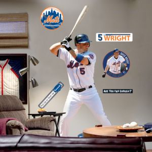 Mike Trout Fathead Wall Decal