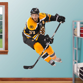 Patrice Bergeron Fathead Wall Decal