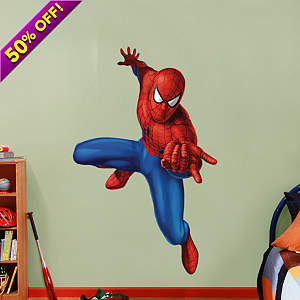 Spider-Man Fathead Wall Decal
