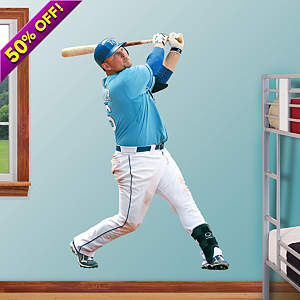 Billy Butler Fathead Wall Decal