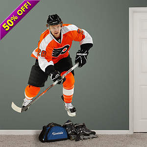 Claude Giroux Fathead Vinyl Wall Decal