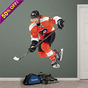 Claude Giroux - Captain Fathead Wall Decal
