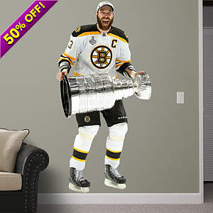 Zdeno Chára - Stanley Cup Fathead Wall Decal