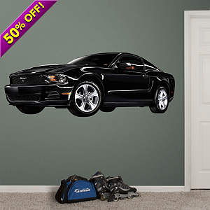 2011 Mustang Fathead Wall Decal