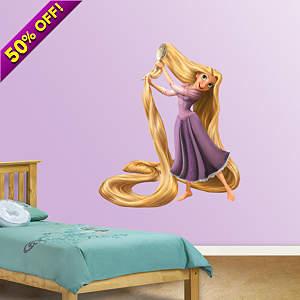Rapunzel - Tangled Fathead Wall Decal