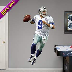 Tony Romo - Quarterback Fathead Wall Decal