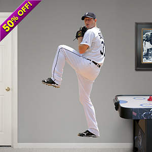 Max Scherzer Fathead Wall Decal