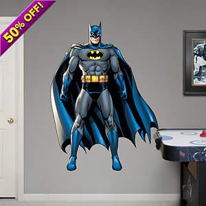 Batman Full Throttle Fathead Wall Decal