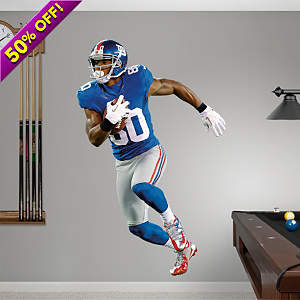 Victor Cruz - Home Fathead Wall Decal