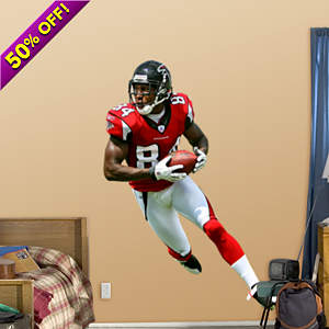 Roddy White Fathead Wall Decal